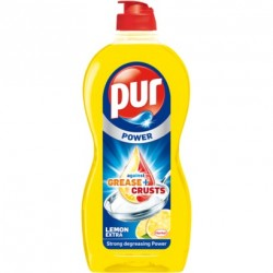 Pur Duo Power Lemon Extra kézi mosogatószer 450 ml