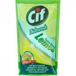 Cif erős zsíroldó hatású kézi mosogatószer utántöltő 500 ml