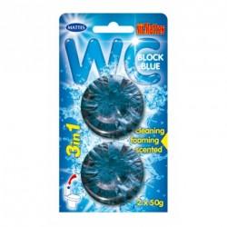 WC tabletta blue 2 × 40 g