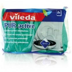 Vileda Pur Active mosogatószivacs 2 db