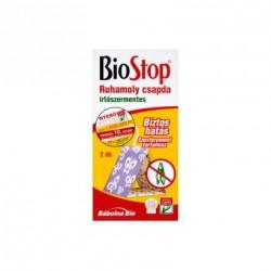 Biostop ruhamolyirtó csapda 2 db