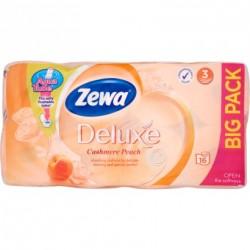 Zewa Deluxe toalettpapír 3 rétegű 16 tekercs