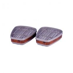 3M 6055 A2 Aktív szénszűrő